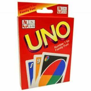 Uno-Kartenspiel-Geschenk-Spiel-Gesellschaftsspiel-Klassik-Karten