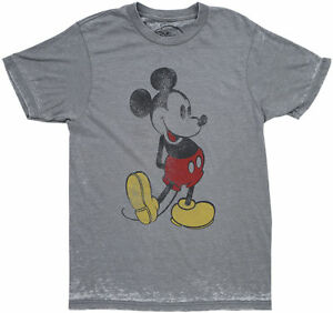 47e547cde Image is loading Disney-Mickey-Mouse-Classic-Retro-Vintage-Cartoon-Original-