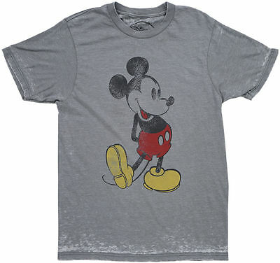 Disney Mickey Mouse Classic Retro Vintage Cartoon Original Men S