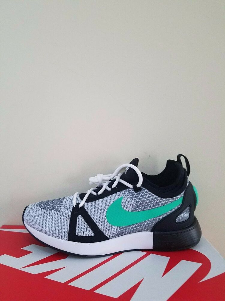 New Racer Nike Femme  Duel Racer New Knit Casual chaussures Taille 8.5 NIB 3cc22b