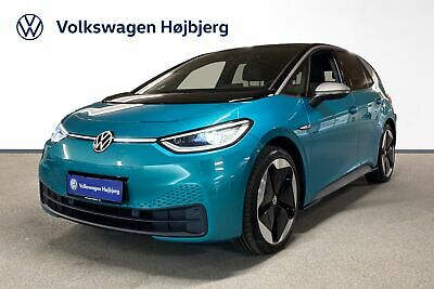 Annonce: VW ID.3 1ST Max - Pris 349.900 kr.