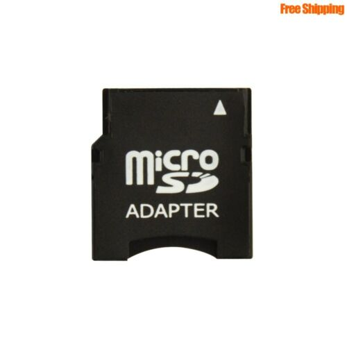 Micro SD to SDHC SD HC MEMORY CARD ADAPTER READER-NEW