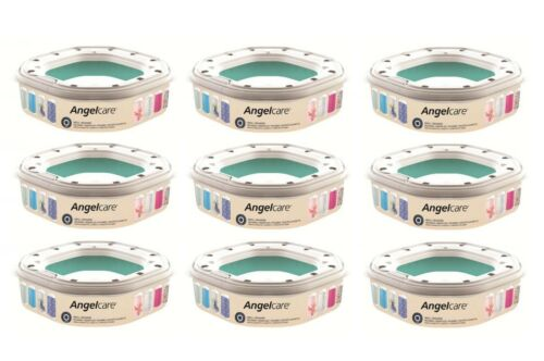 Angelcare recharges octogonales Dress Up pour Poubelle à Couches Pack au choix