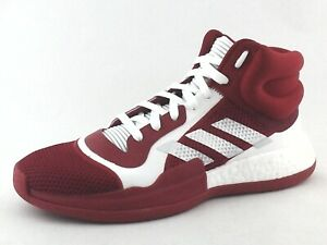 ADIDAS-Basketball-Shoes-Marquee-Boost-NBA-Red-White-Silver-G26749-Men-039-s-US-10-44