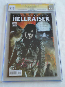 Hellraiser-2-CGC-9-8-SS-Ashley-Lawrence-Actress-from-Movie