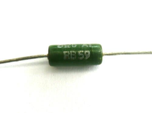 2 x Résistance bobinee RB59 puissance 3W 68R 68 ohms                      RP368R