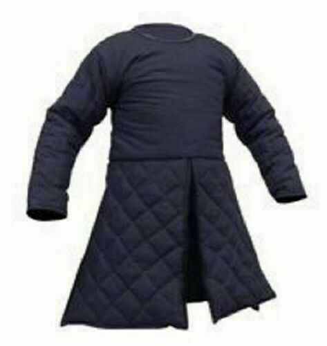 European Gambeson Black Color Super Very Nice Classic Reenactment christmas gift