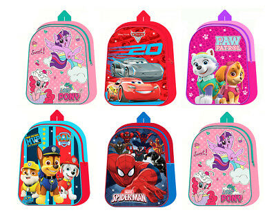 Kids Character Back To School Arch Backpack With Padded Straps