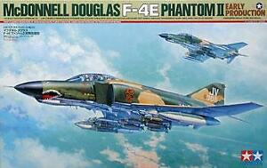 Tamiya 1/32 F-4e Phantom Ii (début de production) # 60310 760488153987
