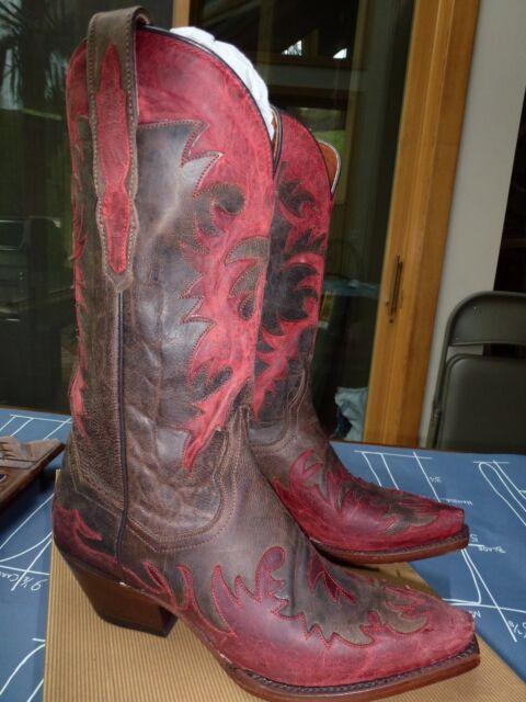 d7879d5eb89 Dan Post Sundance Catalog sunset ranch boots 7 / 7.5 $310