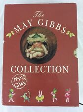 The May Gibbs Collection 2 Volumes Mother of Gumnuts Gumnut Classics Slipcase