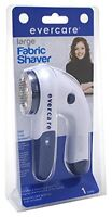 Evercare Large Fabric Shaver Triple Action Blade Lint Pilling Fuzz Remover Blade