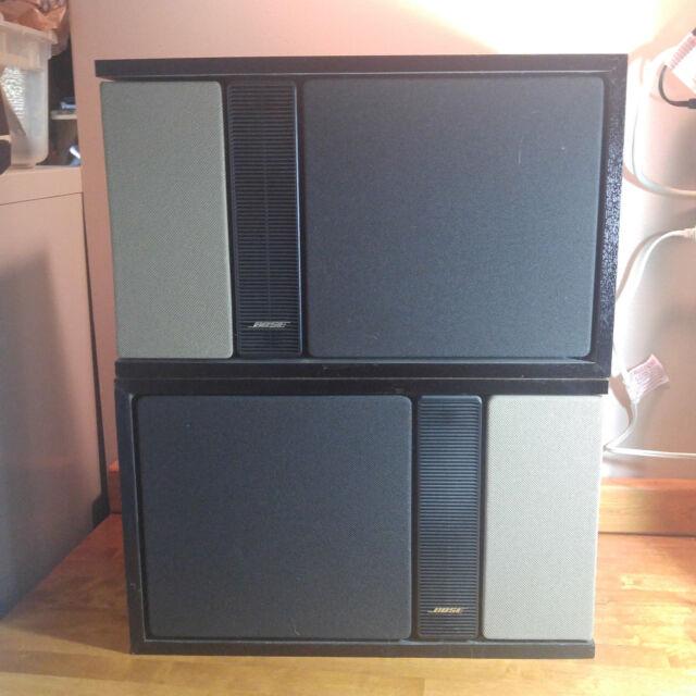 Bose 301 Series II Main Stereo Speakers