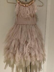 TUTU DU MONDE Swan Queen Tutu Dress - Milk - SMALL SMARTS