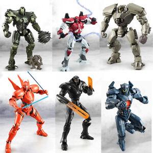 Pacific Rim 2 Action Figures Titan Phoenix Gipsy Athena Jaeger Raijin PVC Toys