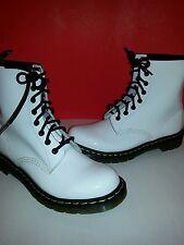 Dr Martens Doc Martens White Boots