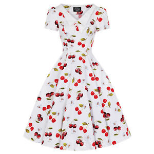 Hearts-and-Roses-London-Kitsch-Cherry-Print-1950s-Retro-Vintage-Rockabilly-Dress