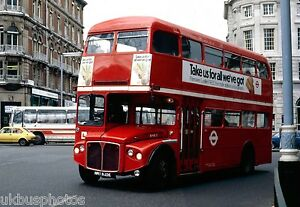 London-Transport-RMA5-Victoria-Street-17th-March-1978-Bus-Photo