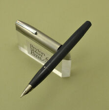 Sheaffer Imperial II Deluxe Fountain Pen - Grey, Fine, Touchdown, NEW OLD STOCK