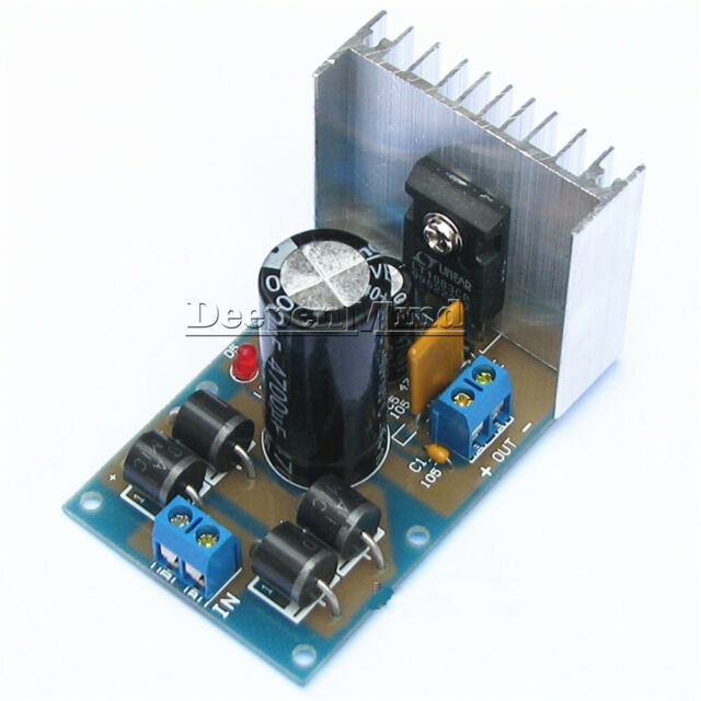 LT1083 Adjustable Regulated Power Supply Module Parts Components DIY Kits