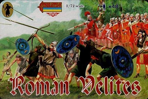 Strelets - Roman Velites - 1:72