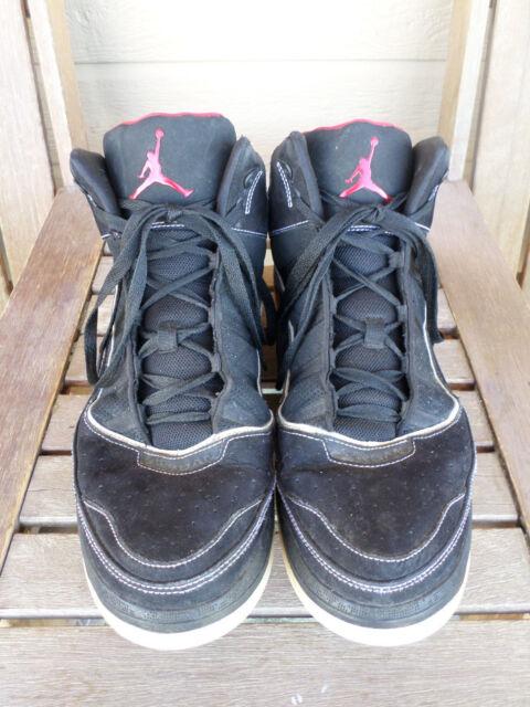 half off 7c02f c3f97 Nike Air Jordan Jumpman H-Series Black Basketball Shoes. Men s 13 428834-004