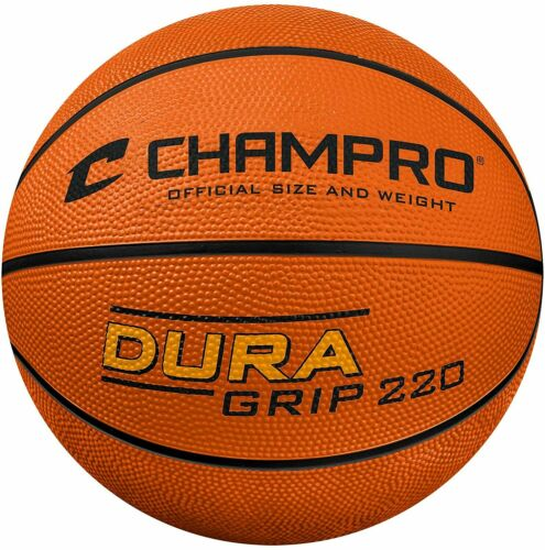 CHAMPRO Rubber Basketball 27 Colors
