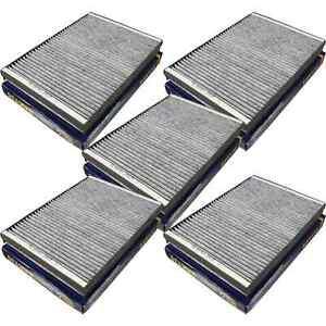 5x-SCT-Filter-Innenraumluft-Pollenfilter-Innenraumfilter-SAK-135