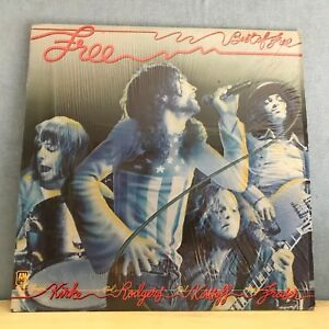 FREE-Best-Of-Free-1972-USA-Vinyl-LP-EXCELLENT-CONDITION-greatest-Hits