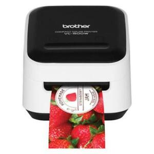 Brother International VC500W Vc-500w Wireless Ink Free Label Printer, Variable