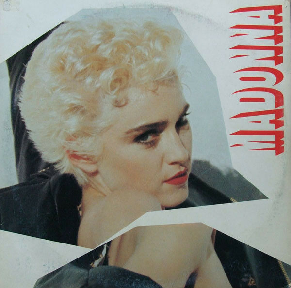 VERY RARE! MADONNA  SIM SONIK TWO LP SET VINYL MADE IN  JAPAN