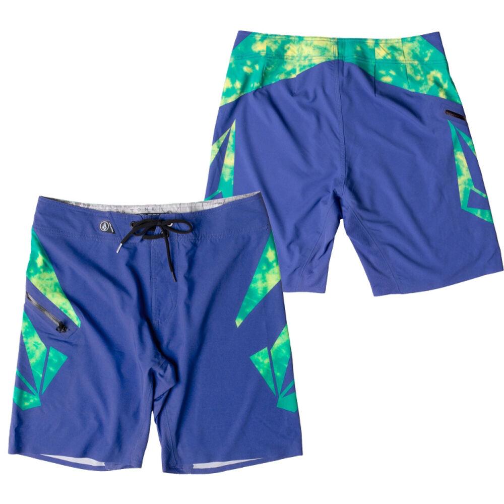 Volcom Men's Stoney Mod bluee 20'' Swim Board Shorts Size Choices Available
