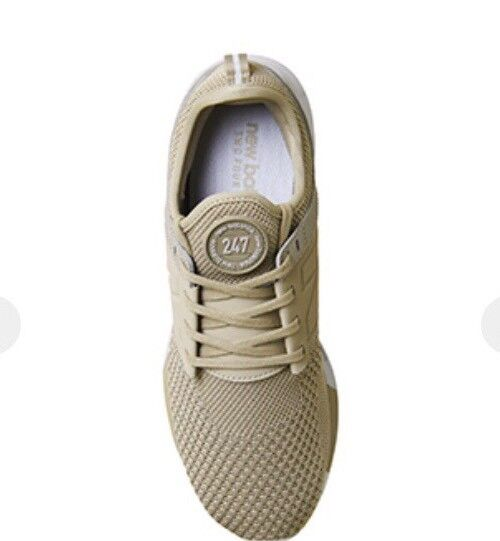 New Balance247 Trainers TAUPE Eur Hommes TRAINERS Baskets ChaussureS8 Eur TAUPE 42 b882b1