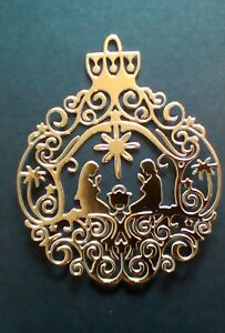 4-x-large-shiny-Christmas-Nativity-baubles-card-toppers-die-cut-Christmas