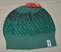 The North Face Women Tribe N True Beanie Men One Size Deep Sea Conifer Teal
