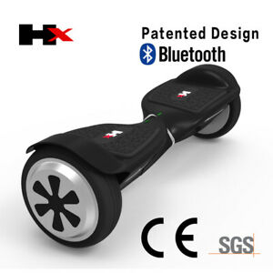 Best Price Hoverboard Bluetooth Hx3 Auto Balancing Scooter Uk Spec Rrp 350 00 Ebay
