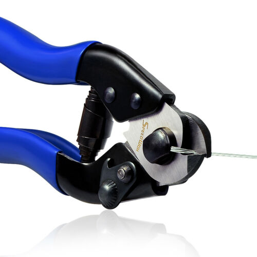 """Stainless Steel Wire Rope Cutters 7.5/"""" Heavy Duty Up to 5//32/"""" Aircraft Bicycle"""