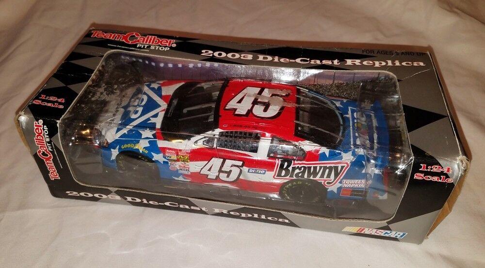 Team Caliber Kyle Petty 2003 Georgia Pacific   Brawny 1 24 Scale Diecast NASCAR
