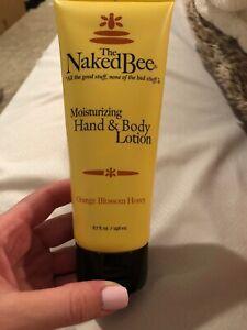 Naked Bee Citron & Honey Lotion ( 2.5 oz) - Tyrone Milling