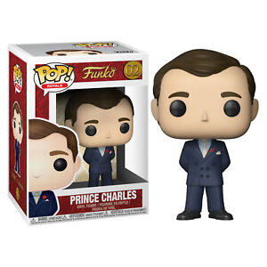 Prince William famille royale Vinyl Figure #4 Funko Pop