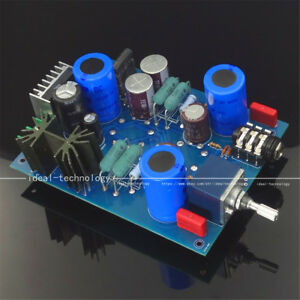 Details about 6N11+6N5P single-ended Class A Tube Headphone amp Board Kit