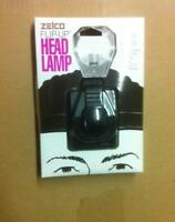 Zelco 10901 Flip Up Head Lamp Krypton Bulb Hands Free Light