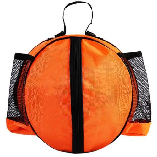 Round Shape Ball Basketball Volleyball Football Backpack Shoulder Storage Bag