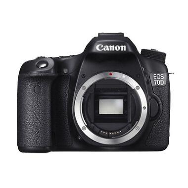 Canon EOS 70D 20MP DSLR Camera Body