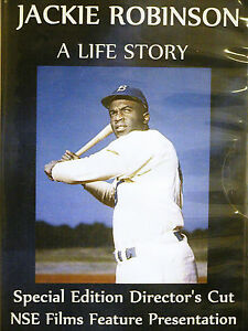 JACKIE-ROBINSON-A-LIFE-STORY-DVD-SPECIAL-DIRECTOR-039-S-CUT-2008-NEW-NIB