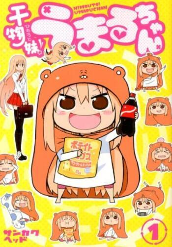 JAPAN NEW Himouto Umaru-chan 01 Sankaku Head manga book
