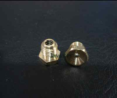 LOT 10 M6x1mm-M10x1mm Lengthen iron Grease Zerk Nipple Fitting For grease gun