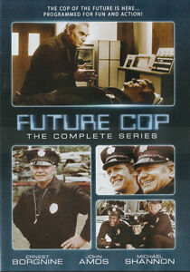 FUTURE-COP-Complete-Series-2-DVD-Set-New-but-UNSEALED-Region-1