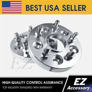 2x 20mm 5x130 Wheel Spacers for Porsche Cayenne Cayman Panamera 955 957 958 987