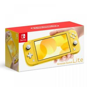 Nintendo-Switch-Lite-Console-Yellow